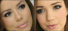 The Make-up Chair- love eva longoria's look.