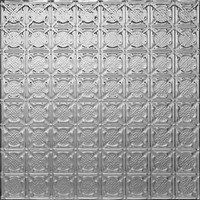 2' x 2' TIN CEILING PANEL ARMOR NAIL UP-MILL by M-BOSS INC.. $9.75