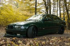 British-Racing Green by Budrys Bmw 1 Series, Bmw S, E30, Slammed, Exotic Cars, Automobile, German, Engineering, Aesthetics