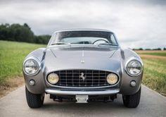 Livrea #17, ispirata alla Ferrari 250 GT Boano Coupé del 1956
