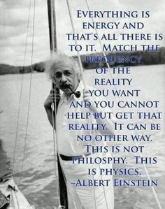 The real relativity equation...