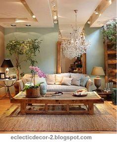 Home Decor -Eclectic decor