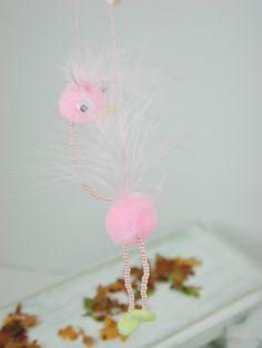 Dollhouse Miniatures, Marionette rosa,  Miniatur Maßstab 1:12 für das Puppenhaus, Puppenstube, Sammler von UllisKreativeEcke auf Etsy