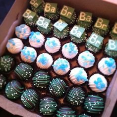 cake balls for the Breaking Bad VIP party....Blue Raspberry rock candy makes for great, ummm, well, rock candy. www.cakeballers.com #thecakeballers #cakeballers #cakeballer #cakeballs #breakingbad #balls #bluerockcandy #brba
