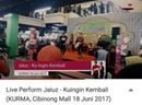 Full Video @Youtube https://youtu.be/o8IB25caaIk Perform @jaluz_band Ku Ingin Kembali #live #kurma #kreasimusikramadhan @nagaswaraofficial @nagaswarafmbgr @cibinongmall #bogor