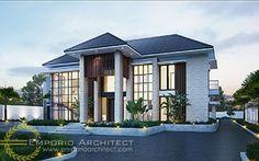 Jasa Arsitek Desain Rumah Bapak Ngadiyono
