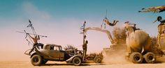 """Riccardo Vessa recensisce per noi l'ultimo episodio di """"Mad Max - Fury Road""""."""
