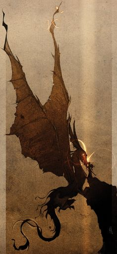 Flying Kiss by myriam catrin | Fantasy | 2D | CGSociety