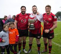 Time de Rugby de Jersey é o campeão da Siam Cup 2015.