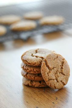 Moroccan Gingersnaps