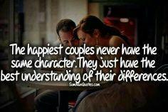Happiest couples