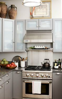 love the stove for small kitchens