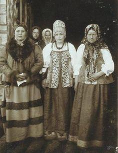 Journey to the North. Photo Nicolas Shabunina. 1906