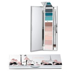 Eye shadow : My French Palette, Eyes Makeup