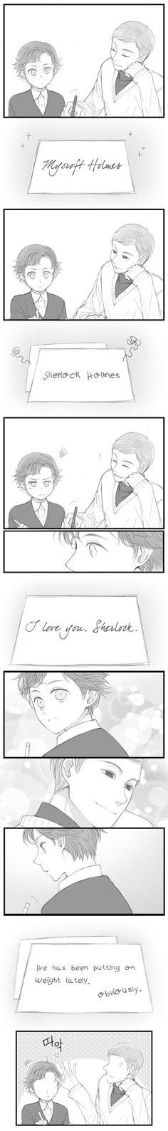 Tags: Anime, Comic, Sherlock Holmes, Sherlock Holmes (Character), Sherlock BBC