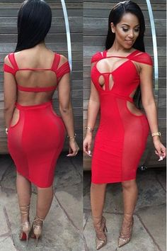 a951b3e9 13 Best Sexy Red Dresses images | Evening dresses, Dress red, Formal ...