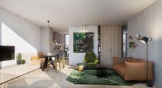 I hjertet av Tøyen bygger vi 13 nye leiligheter til fastpris, salgsstart 5. nov. kl. 14.