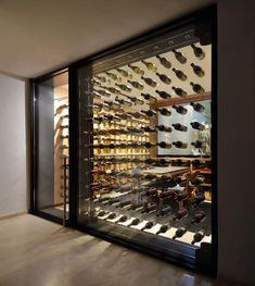 Wine Cellars, Bar Lounge, Wine Rack, New Homes, Storage, Furniture, Home Decor, Houses, Design Ideas