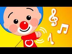 Si tú Tienes Muchas Ganas de Aplaudir ♫ Plim Plim ♫ Canciones Infantiles - YouTube Music Songs, Pikachu, Hello Kitty, Musicals, Kindergarten, Preschool, Cartoon, Activities, Make It Yourself
