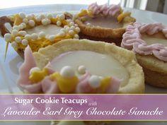 Fields of Basil: Special Tea Cookies