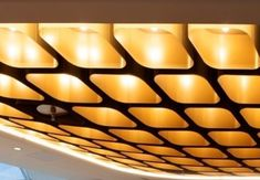 Suspended Ceiling Name: Birmingham, grand central Designer: Haskoll Location: United Kingdom Date completed: 2015 Construction Types, Birmingham, United Kingdom, Table Lamp, Ceiling Lights, Design, Home Decor, Table Lamps, Decoration Home
