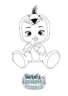 Girl Doll Clothes, Doll Clothes Patterns, Shark Party, Baby Cartoon, Baby Party, Cry Baby, Coloring Pages, Minnie Mouse, Disney Characters