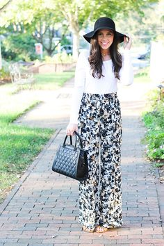 227a99a402 Chic of the Week  Shelby s Printed Pants