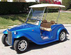 Custom Golf Cart 48