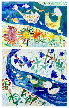 """РИСОВАНИЕ ДЛЯ ДЕТЕЙ В ОМСКЕ. СТУДИЯ """"ПЕРЕМЕНА"""" Animal Art, Art Diy, Art Drawings For Kids, Drawings, Illustration Art, Drawing For Kids, Art, Childrens Art, Map Art"""