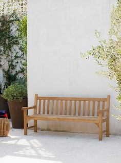 Looking for luxury outdoor sofas, benches or armchairs for your garden, patio or balcony? Outdoor Sofa, Outdoor Furniture, Outdoor Decor, Porch Swing, Teak, Armchair, Bench, Patio, Design