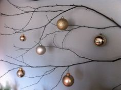 Organic Holiday Decor for the Home