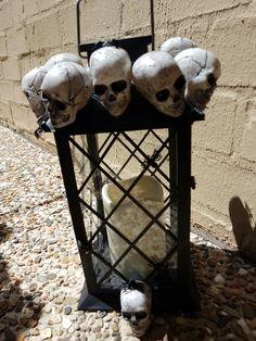 Skull lanton