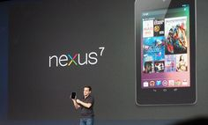 Google nexus 7 :