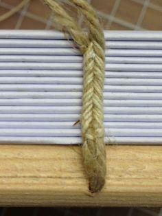 (Carolingian bookbinding) http://www.linda-persson.com/2013/07/bookbinding-courses.html