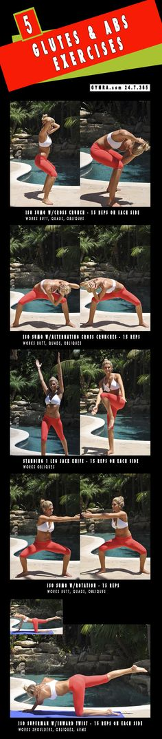 Glutes & Abs Workout