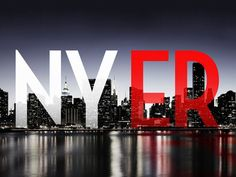 NY ER  (Discovery Fit & Health)- love this show!
