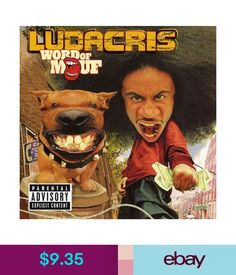 Today in Hip Hop History:Ludacris released his second album Word. Today in Hip Hop History: Ludacris released his second album Word of Mouf November 27 2001 Rap Albums, Hip Hop Albums, Music Albums, Rap Music, Music Pics, Rap Songs, Music Stuff, Music Songs, Music Videos