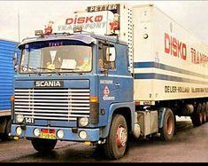 Vintage Trucks, Classic Trucks, Semi Trucks, Volvo, Cars And Motorcycles, Sweden, Old School, Transportation, Vehicles