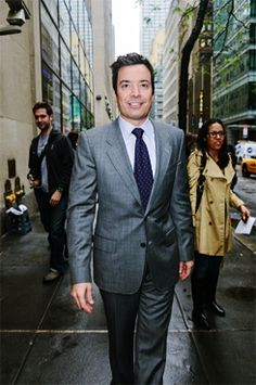 Jimmy Fallon he's adorable and hilarious he'd make a gewd husband