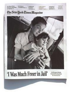 """Lori Berenson en The New York Times Magazine: """"Era mas libre en la prisión"""". La neoyorquina reflexiona sobre su vida durante 15 años en prisiones peruanasp."""