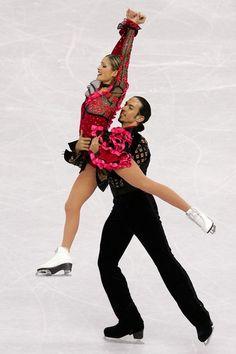 US Benjamin Agosto,  Can. Tanith Belbin  Couples in Ice Dance Turin Italty
