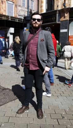 Live At Leeds Street Style: the 1461 For Life shoe in dark brown leather. Dr. Martens, Live At Leeds, Street Style 2016, Dark Brown Leather, Leather Boots, Chelsea Boots, Shoes Sandals, Men's Fashion, Hipster