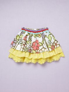 Tiered Skirt by beetlejuice on Gilt