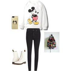 This is perfect for Disney on a colder day!