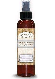 Jordan Essentials - Naturally Unscented Essential Oil Base Spray 4oz. - Use with your essential oils.  $10  #EssentialOils  #Skincare
