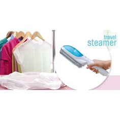Best Mini Travel Portable Garment Steamer  Use this clothes steamer to eliminate wrinkles and refresh your garments without using harsh chemicals. Campact and light weight design to carry it anywhere at anytime.   VISIT:http://goo.gl/Quh6kd  YOUTUBE:https://goo.gl/tbt3oP  BEST OFFER:http://goo.gl/WYtpiB