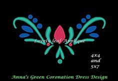 the back bodice of princess anna's coronation dress - Google Search