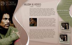 SONY BMG - Patrick De Wayne