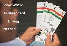 Do You Where Aadhar Linking Is Needed   #aadharlinking,  #aadhaarseeding, #linkdoucmentwithaadhaar