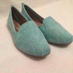 Flats Mint color Brand new flats Shoes Flats & Loafers